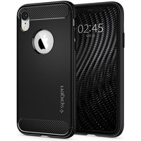 Spigen Rugged Armor kryt Apple iPhone XR černý 5d9b5cc10bb